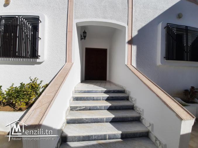 rdc de villa nouvelle medina 2