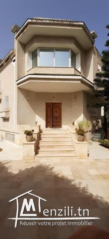 joli villa nouvelle medina