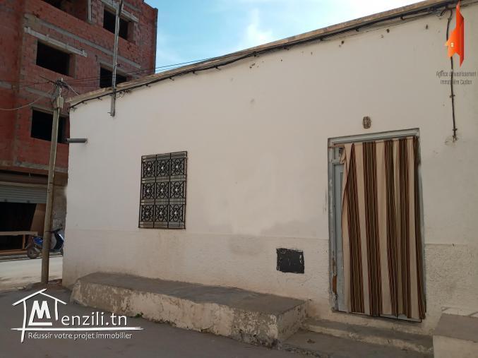 maison de116m²  à vendre à kélibia