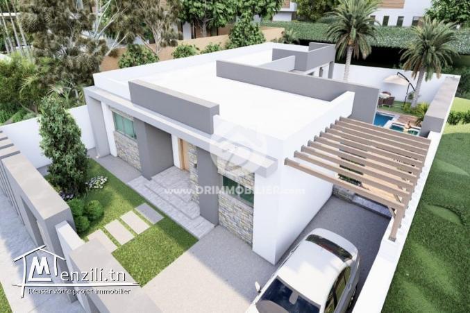 villa avec piscine  V456