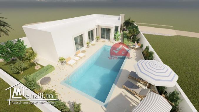 PROGRAMME IMMOBILIER NEUF - RÉF V484 - Djerba zone urbaine