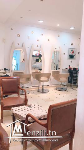 Centre d'esthétique, de coiffure et spa à menzah 7