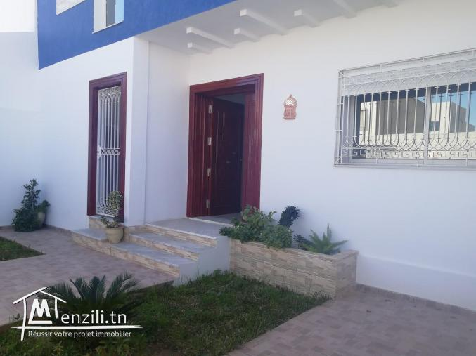 magnifique villa à vendre a hergla