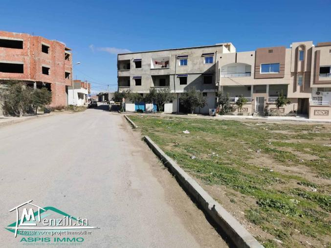 terrain d'habitation 298 m² à Kelibia