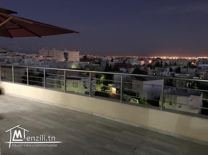 Location Appartement S+2 à ENNASR 2