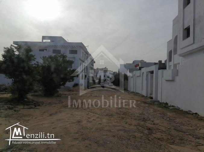 A vendre un terrain à Mrezga Hammamet 51 333 131