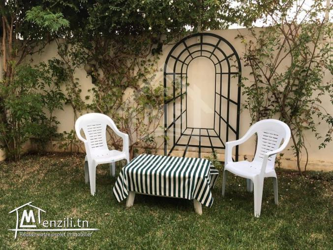 A vendre une villa à Yassmine Hammamet