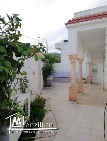 Villa indépendante ghazela sortie sahafa terminus 27