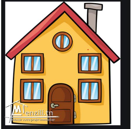 maison à louer a bourj louzir