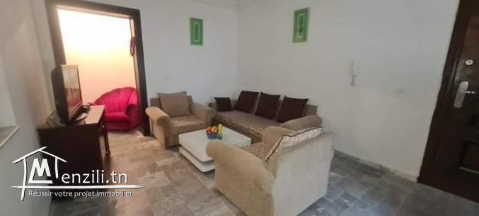 S+1 meublé à EZZAHRA