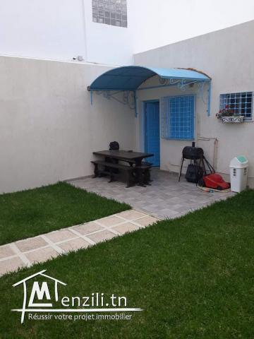 coquette villa s+2 salloum bouficha