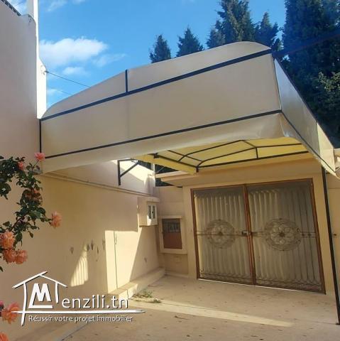 étage de villa s3 à diwan ezzit