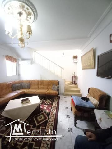 Une belle villa style duplex plus un appartement s1