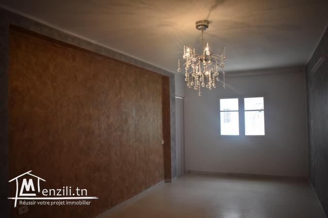 Appartement à vendre route soukra km 2.5