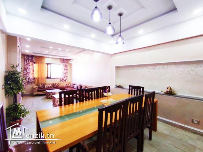 Maison plain pieds 06 pièces avec garage vendu meublée