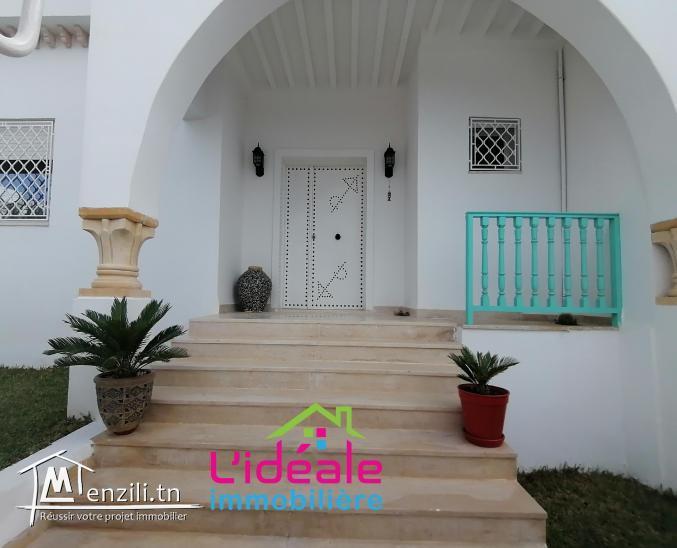 Maison Halima à Hammamet Nord
