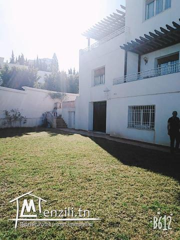 Villa S7 à Menzah 9