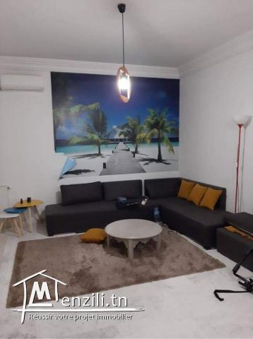 Appartement S+1 à L'aouina