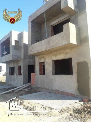 Appartement à 300m de la plage f'Ezzahra-Kélibia!! Contacter: 90.611.201