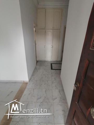étage de villa a nouvelle médina