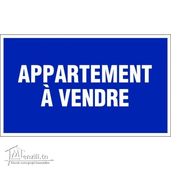 A Vendre Appartement S+3 A Khezema
