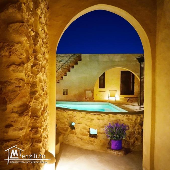 maison Unique à Djerba