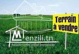 Terrain à Jardin Menzah2 de 400 m2