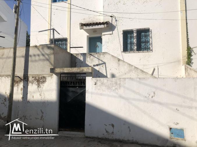 Villa a vendre à Tabarka près de la route touristique à Sidi Badr