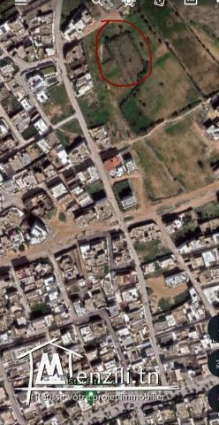 Terrain (2500 m²) à Saryach - M'saken
