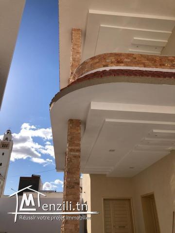 villa 2 etages gremda