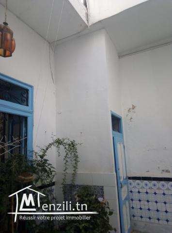 Une maison traditionnelle à vendre