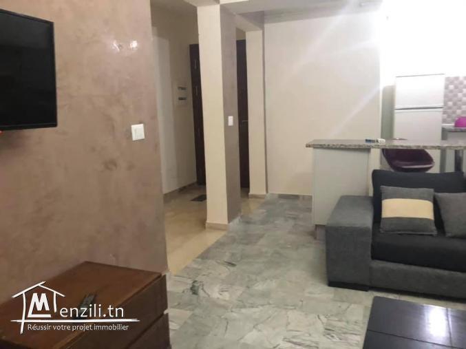 appartement luxueusement meublé S +1 à Médina Jadida