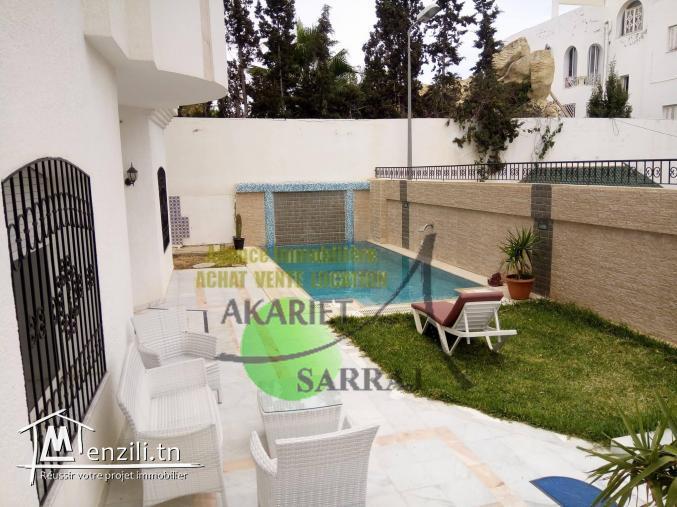 Merveuilleuse Villa à Hammam Sousse, Menchia Côté Mer