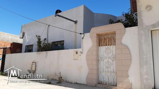 A vendre maison à Manouba centre