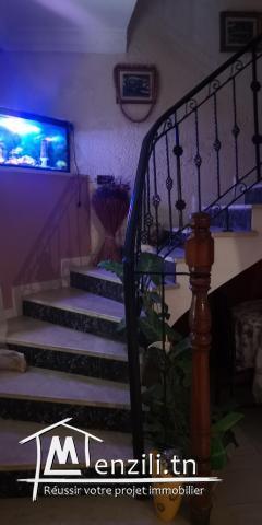 Maison de luxe à vendre (Bizerte - manzel abderrahmen)