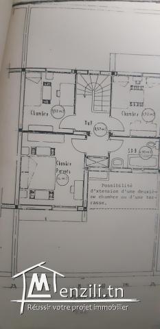 Vend villa duplex