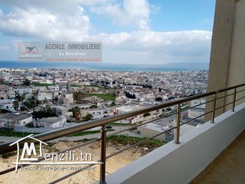 Appartement haut standing avec une vue sur
