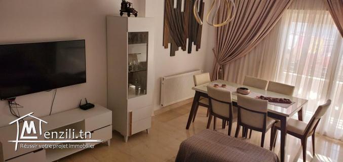 Appartement S+2 Res Elyes 2 Dar Fadhal la soukra