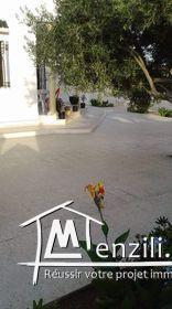 Maison à vendre à Borj Cedria Plage Ejahmi
