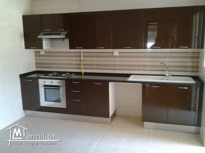 Appartement S + 2 A Louer Cite Ennaser Tunis
