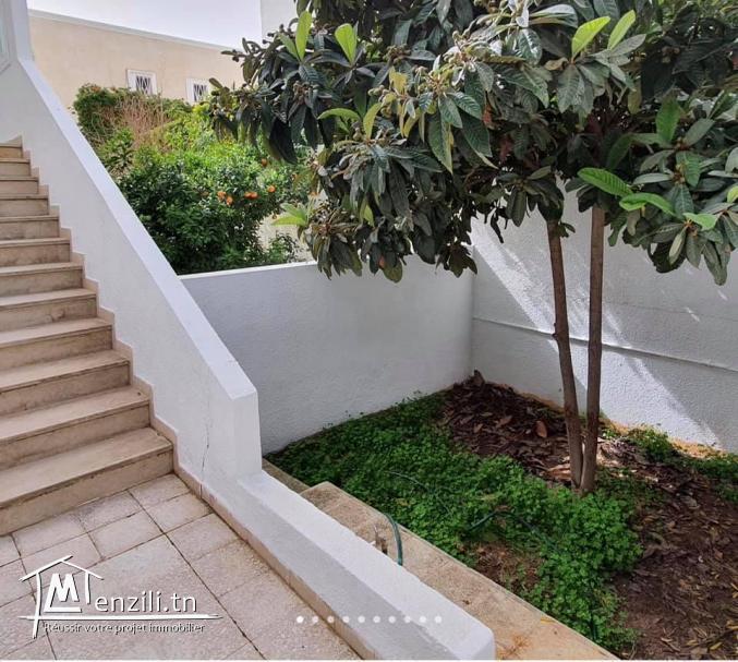 Etage de Villa S+3 A louer Cite Ennaser Tunis