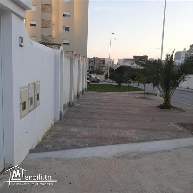 Appartement S + 1 Jardin El Menzah
