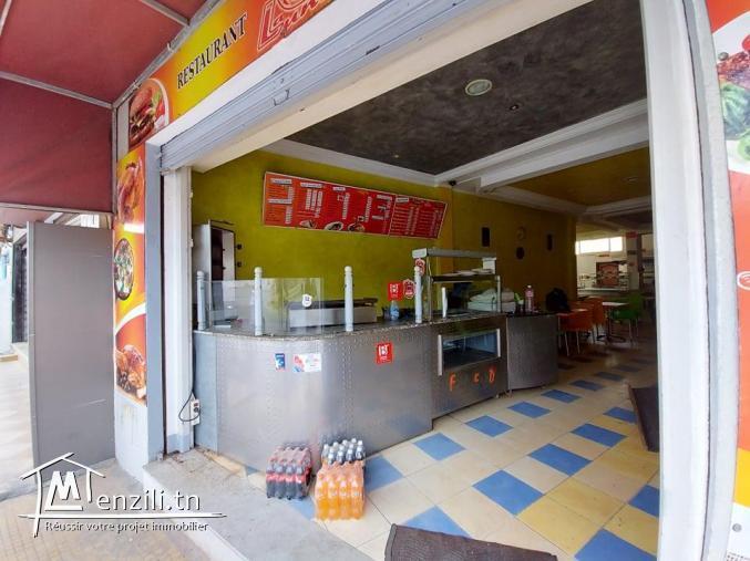 fond de commerce situé à centre ville Kélibia