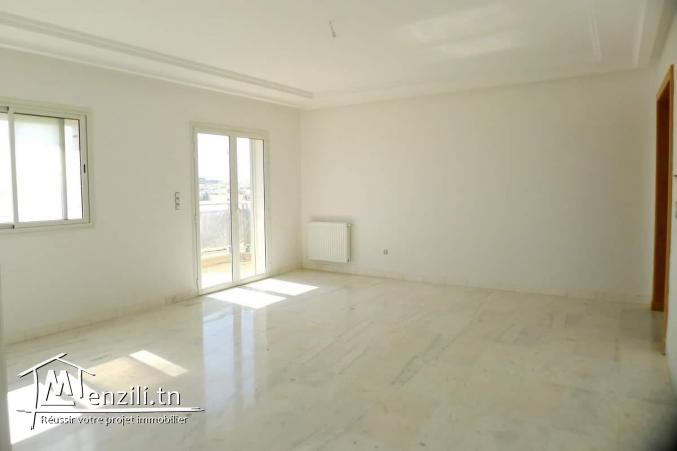 Des appartements s+3 de 169m ²direct promoteur à sahloul