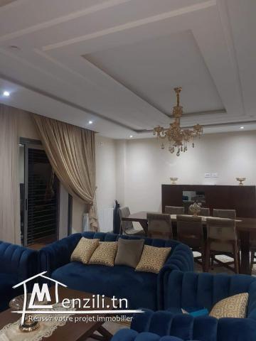 villa  Moderne neuf satnding Bourj Louzir  Cite Essahha