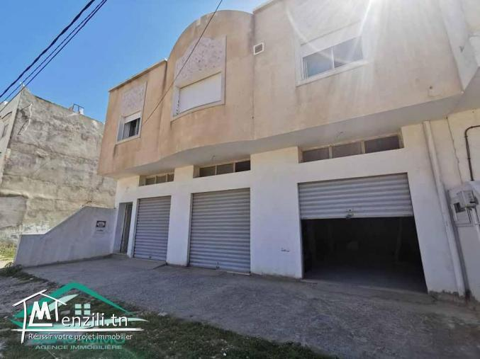 Maison 209 m² à cité riadh Kelibia