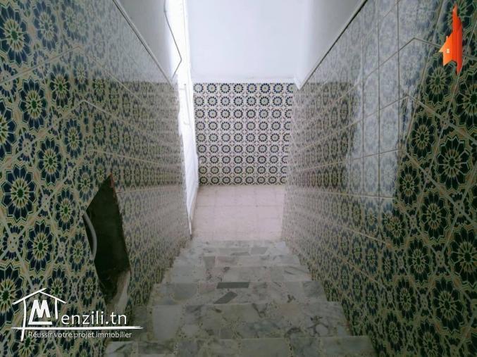 حي المستشفى قليبية قريبة من مغازة عزيزة