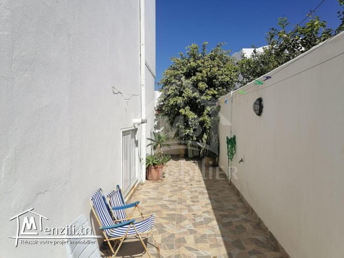 Une villa S3 avec jardin et garage