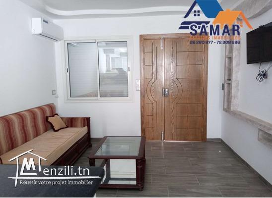 deux maisons séparées s+2 a plage ezzahra hammem lghzez