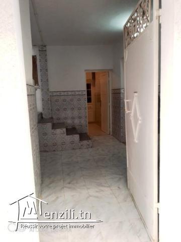 une Villa  à louer à El Omrane Supérieure